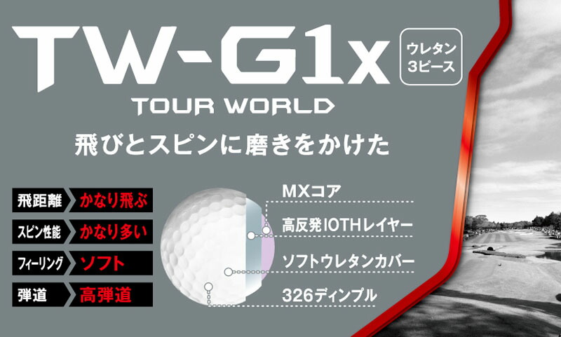 TW-G1x BALL