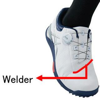 Welder(ウェルダー/溝)