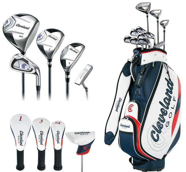 Cleveland Golf PACKAGE SET