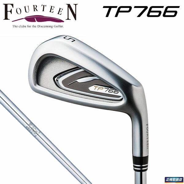 FOURTEEN GOLF TP766 IRON
