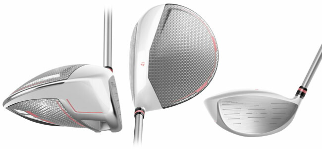 TAYLORMADE GOLF M GLOIRE VIEW