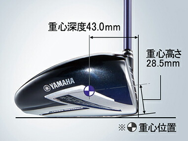 Yamaha Golf 2019model inpres UD2 mens driver1