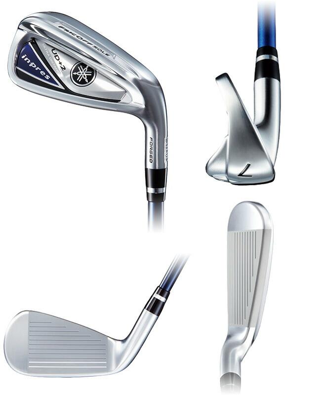 Yamaha Golf 2019model inpres UD2 iron 4