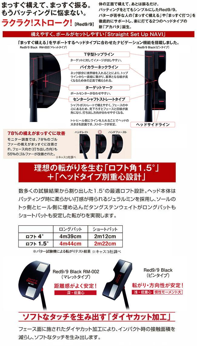 KASCO RED 99 BLACK RM-002