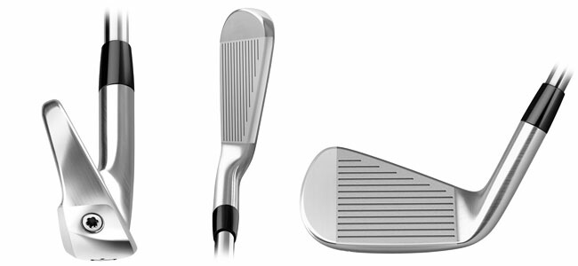 TAYLORMADE P760 IRON VIEW