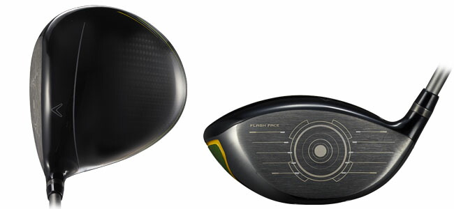 CALLAWAY EPIC FLASH STAR DRIVER VIEW