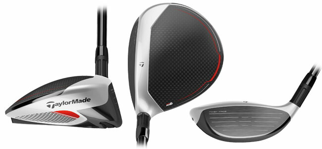 TAYLORMADE M6 FAIRWAY WOODS VIEW