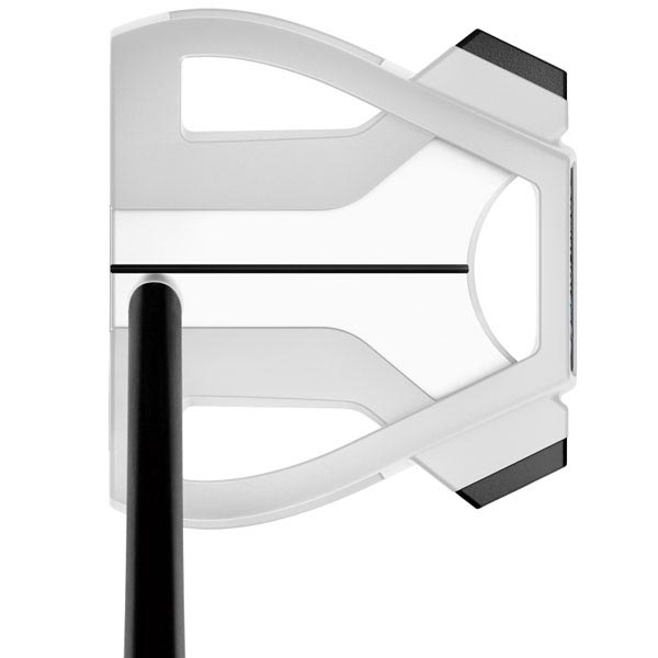 TAYLORMADE SPIDER X PUTTER CK/WH VIEW1
