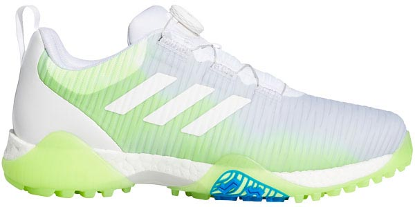 adidas CodeChaos Boa Low Golf Shoes FV2521 view1