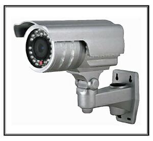 SDカードレコーダー搭載防水型IR カメラ MTW-SD02HIR