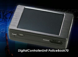ポリスブック70セット「PoliceBook70(PB70)+PB-200」