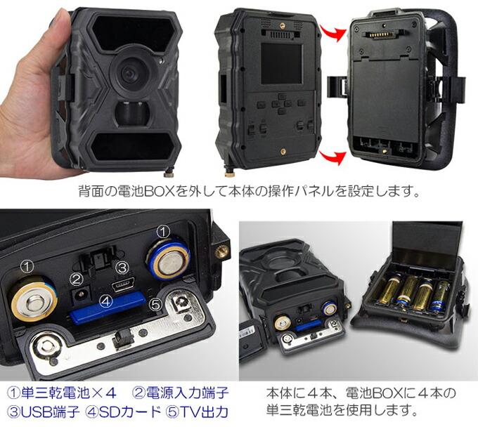 トレイルカメラ