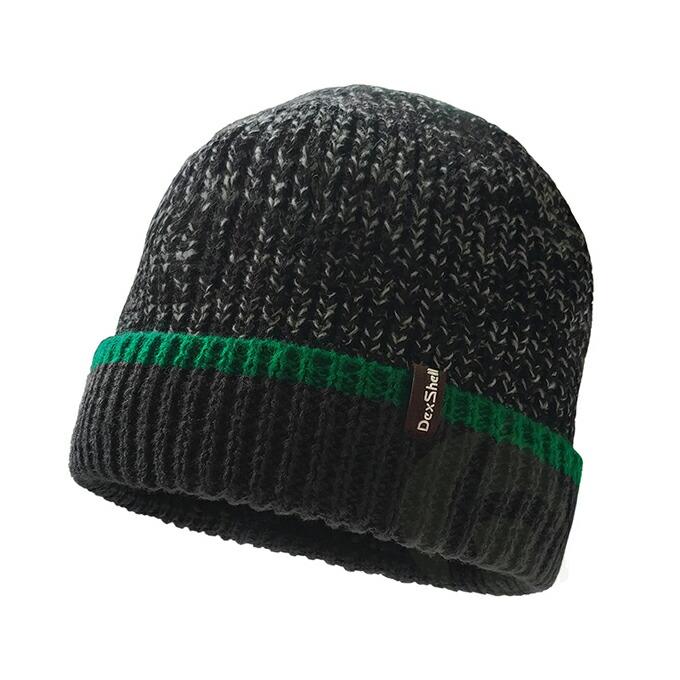 完全防水ビーニー帽子DH353GRN