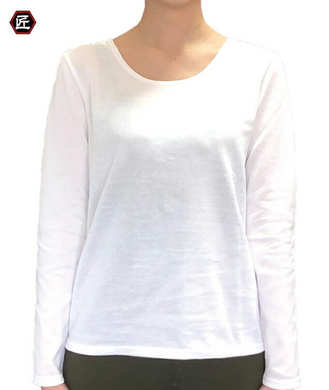 SafetyCoolロングTシャツ(レディース)