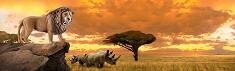 シュライヒ野生の動物