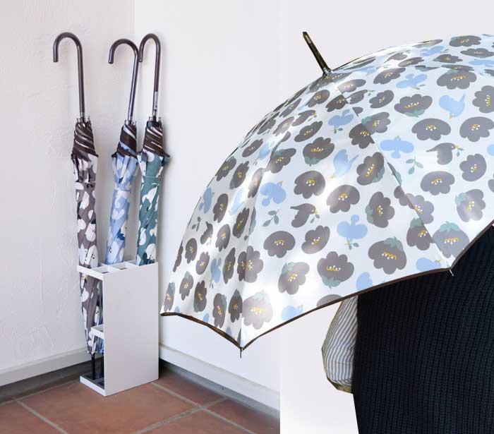 雨傘 レディース 長傘