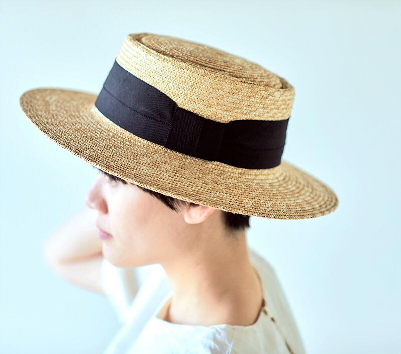 田中帽子店 カンカン帽