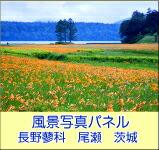 長野 尾瀬 風景写真