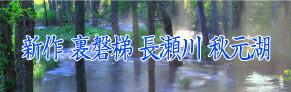 新作 福島裏磐梯 長瀬川 秋元湖 写真パネル