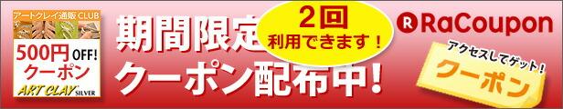 500円クーポン(配布)
