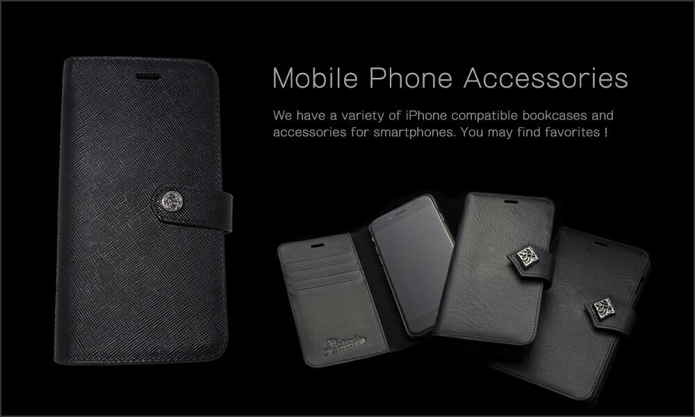 新作 iPhoneブックケース