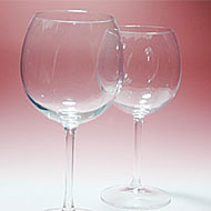 ペア ワイングラス クリスタル 名入れ エッチング