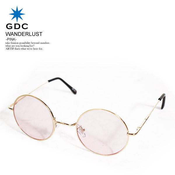 8a07b066f4dfd5 ... WANDERLUST GGDC 眼鏡 めがね サングラス 丸メガネ メンズ レディース ストリート. GDC ジーディーシー