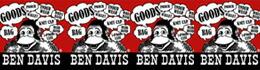 BAG・小物も充実!BEN DAVIS