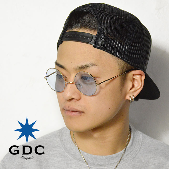 ecfab77cc37337 GDC (ジーディーシー) WANDERLUST GGDC【眼鏡 めがね サングラス 丸メガネ メンズ レディース】【GDC ジーディーシー】