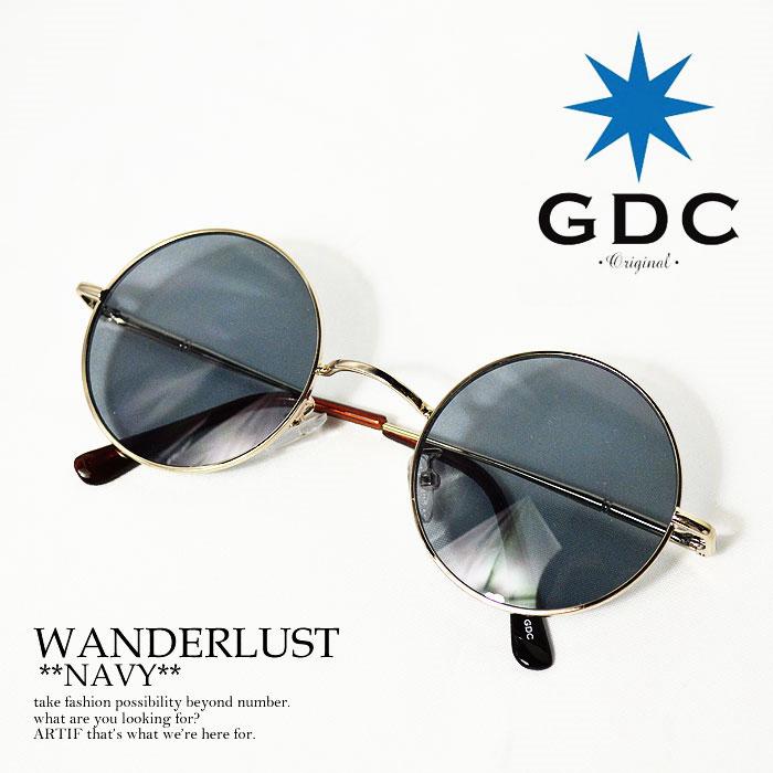 f72864f7432879 GDC(ジーディーシー) WANDERLUST GGDC【眼鏡 めがね サングラス 丸メガネ メンズ レディース】【GDC ジーディーシー】