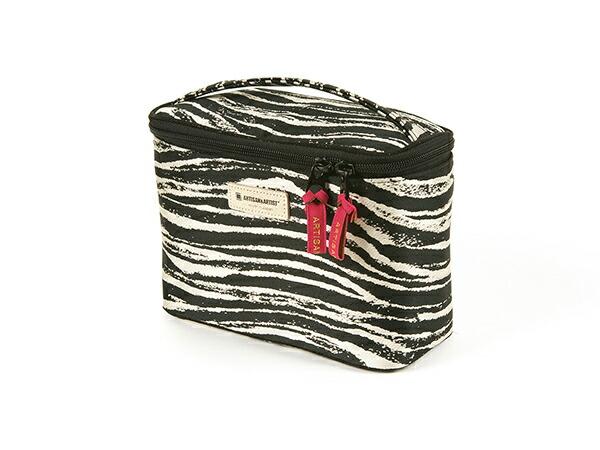 薄型バニティ<Zebra Chic(ゼブラ・シック)>
