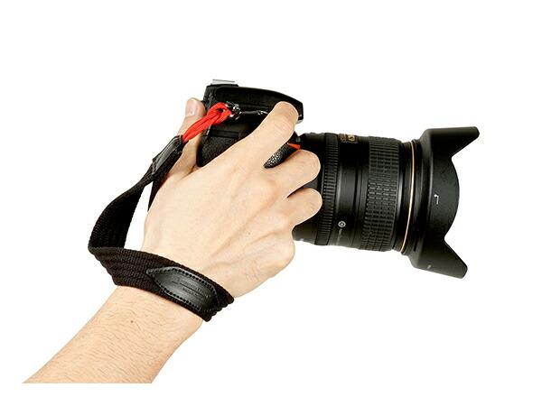 パラコードストラップ<Flynn Camera Strap(フリン・カメラ・ストラップ)>