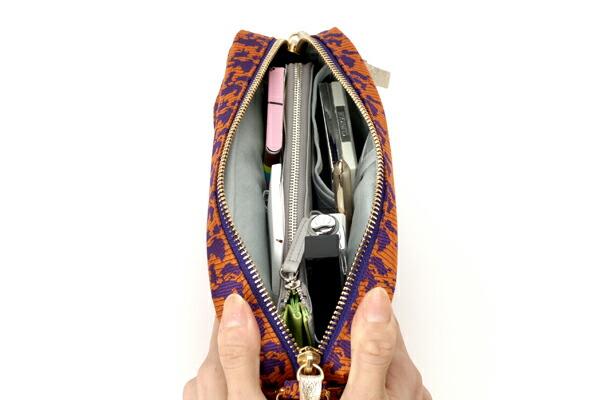 フラップポケット付きバッグ<Trim(トリム)>