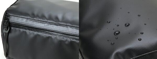 レンズ付一眼レフ(エントリーモデル)+換えレンズ1本を収納するスポーティなカメラバッグ<ウォータープルーフ・ビビッド>