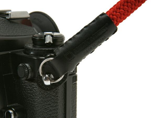 カメラストラップ<シルク平唐ぼかし紐ストラップ>
