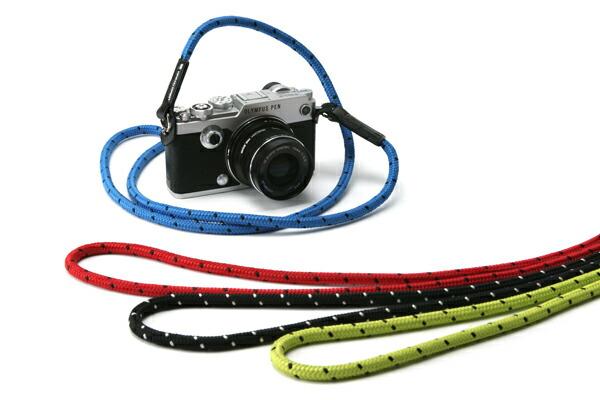 カメラストラップ<ピンドットコードストラップ・ロングタイプ>