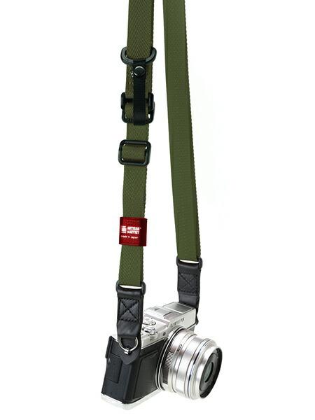 カメラストラップ<イージースライダー使用19mm幅テープ&リングタイプ>