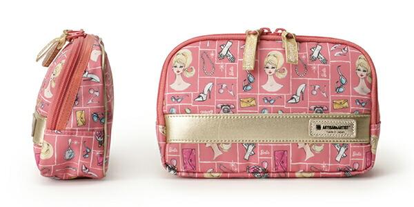 スロープシェイプ・ポーチ<Like Barbie(ライク・バービー)>