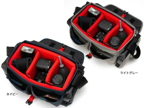 スポーティなカメラバッグWCAM-9500