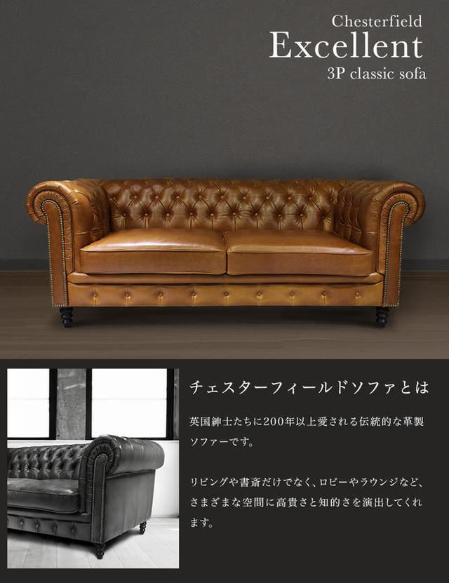 GERMANN OIL LEATHER EXCELLENTチェスター3P