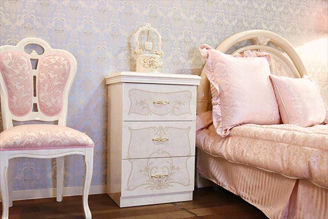 サルタレッリ 新フローレンスII イタリア家具 ホワイト モダン 白の使用イメージ