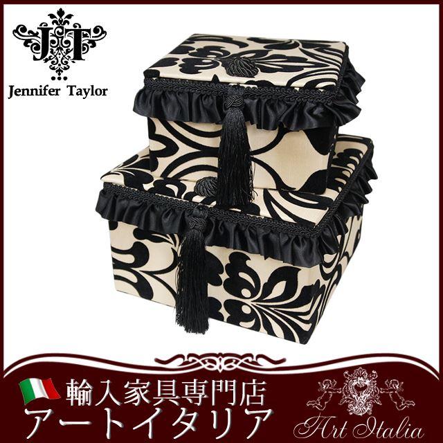 ジェニファーテイラー BOX2Pセット Yorke Jennifer Taylor