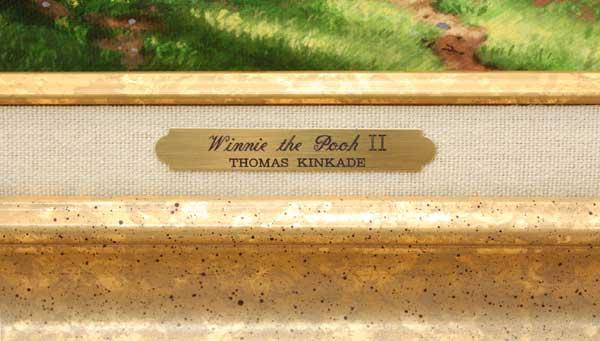 トーマス・キンケード「クマのプーさん」