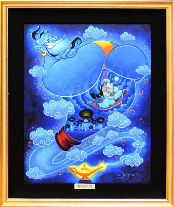 ティム・ロジャーソン「アラジン/I Dream of Genie」