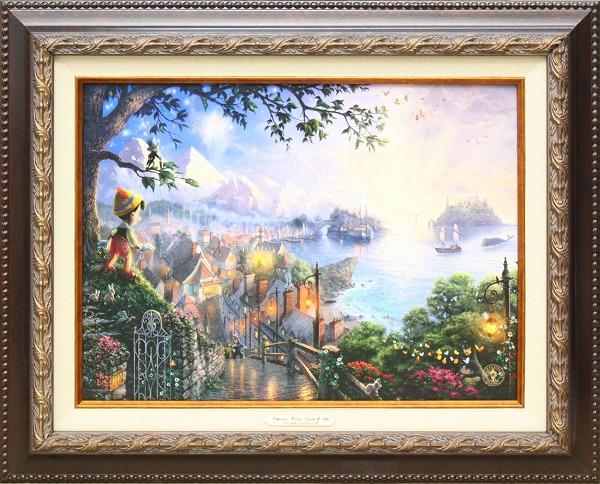 トーマス・キンケード「ピノキオ」