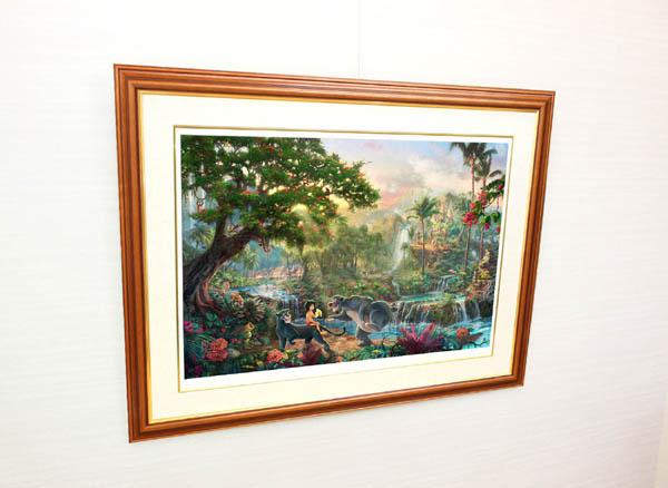 トーマス・キンケード「ジャングル・ブック」