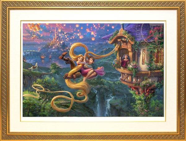 トーマス・キンケード「塔の上のラプンツェル/アップ・イン・ラブ」