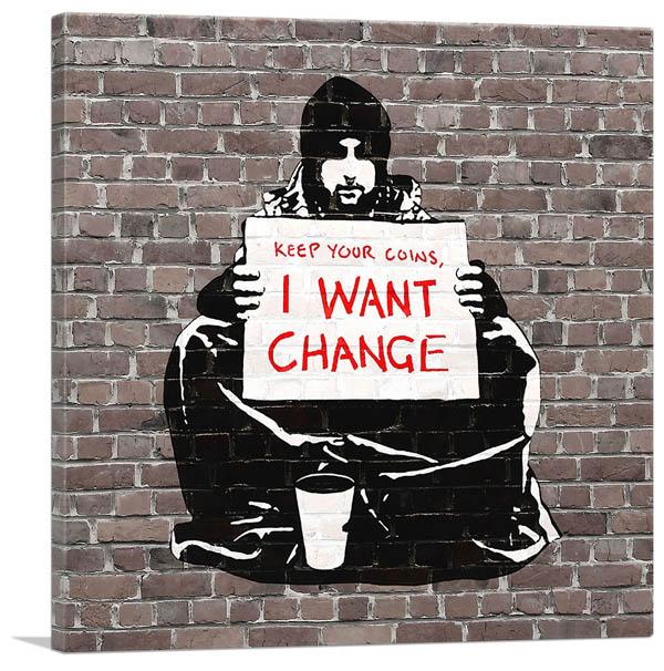 キープ ユア コインズ/Keep Your Coins I Want Change