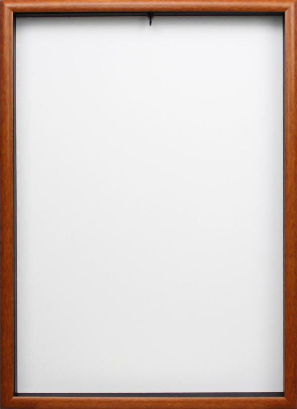 ユニフォームケース ブラウン/ホワイト(ミドル)