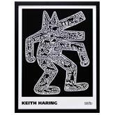 キース・ヘリング「Dog,1985」